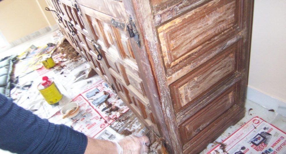 Restauración Mueble Pinturas Barquero